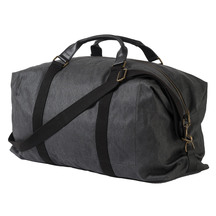 Citta La Paz Waxed Canvas & Leather Weekender