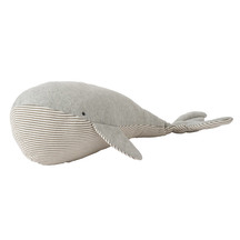 Citta Wilfred The Whale Grey