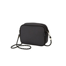 Punch Rectangle Shoulder Bag