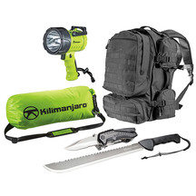 Kilimanjaro Overnighter Pack 5 Piece Set