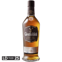 Glenfiddich 18yo Single Malt Whisky 700ml