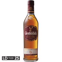 Glenfiddich 15yo Single Malt Whisky 700ml