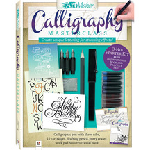 Art Maker Portrait Kits Calligraphy