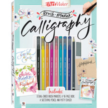 Art Maker BrushMarker Calligraphy