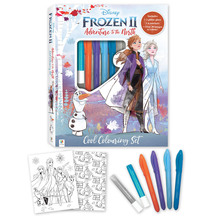Kaleidoscope Colouring Frozen 2 Colouring Kit