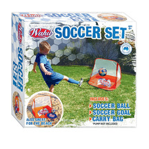 Wahu Soccer Goal Set