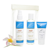 Pure Fiji Travel Trio Bag