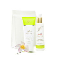 Pure Fiji  Lotion & Crush Bag