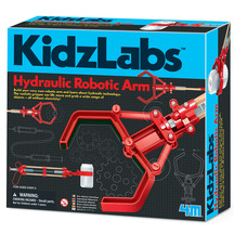 4M KidzLabs XL Hydraulic Robotic Arm