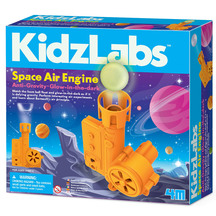 4M KidzLabs XL Space Air Engine