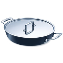 Le Creuset Professional Hard Anodised Shallow Casserole 2...