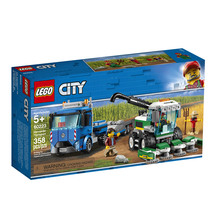 LEGO City Great Vehicles Harvester Transport