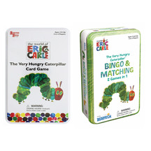 Hungry Caterpillar Tin Games