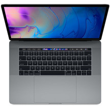 "Apple Macbook Pro 15"" Touch Bar - 512GB"