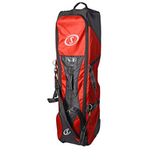 Spalding Golf Black/Red Travel Bag