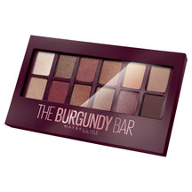 Maybelline The Burgundy Bar Eyedshadow Palette