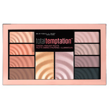 Maybelline Total Temptation Eye & Cheek Palette