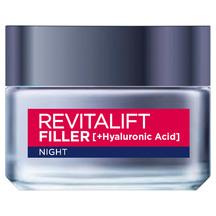 L'Oreal Revitalift Filler Night Cream - 50ml