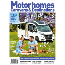 Motorhomes Caravans & Destinations Subscription