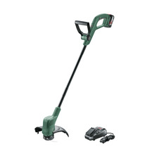 Bosch Cordless 18V Grass Trimmer with Bonus Battery and C...