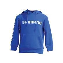 Shimano Kids Hoodie - Blue