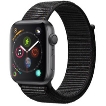 Apple Watch Series 4 GPS 40mm - Space Grey with Black Spo...