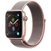 Apple Watch Series 4 GPS 40mm - Gold with Pink Sand Loop