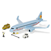 SIKU World Passenger Jet w Accessories
