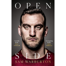 Open Side - Sam Warburton