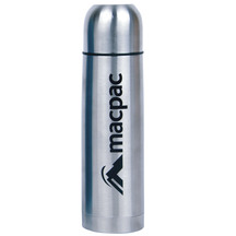 Macpac Stainless Steel Flask - 500mL