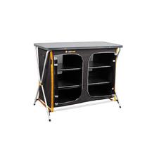 OZtrail 3 Shelf Double Deluxe Cupboard