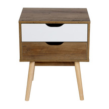 Liberty Askim 2 Drawer Bedside Table
