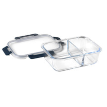 Pyrex Meal Prep Container 1.0L - 2 compartments
