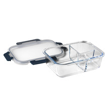 Pyrex Meal Prep Container 950ml - 3 compartments