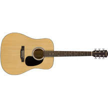 Squier SA-150 Steel-string Dreadnought Acoustic Guitar