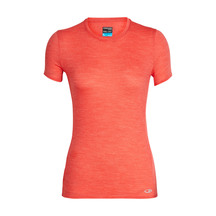 Icebreaker Women's Amplify Cool-Lite ™  Short Sleeve Low ...