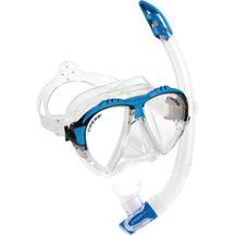 Cressi Matrix Mask & Gamma Snorkel Set