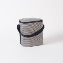 Citta Stripe Cooler Bag - Medium