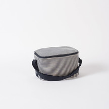 Citta Stripe Cooler Bag - Small