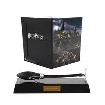 Harry Potter 3D Notebook and Broom Pen