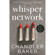 Whisper Network - Chandler Baker