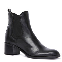 Kathryn Wilson Chelsea Boot Black Calf