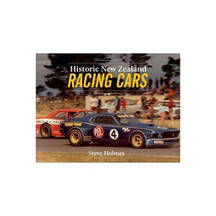 Historic New Zealand Racing Cars - Steve Holmes