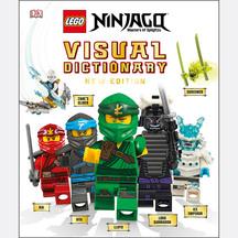 Lego Ninjago Visual Dictionary: New Edition