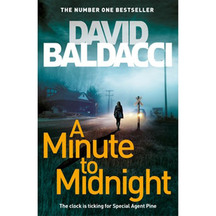 A Minute to Midnight Atlee Pine #2 - David Baldacci