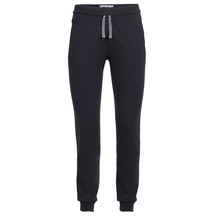 Icebreaker Women's Crush Pants Black/Charcoal