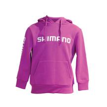 Shimano Kids Hoodie Pink