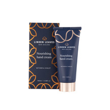 Linden Leaves Vetiver & Violet Nourishing Hand Cream