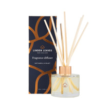 Linden Leaves Vetiver & Violet Fragrance Diffuser