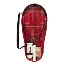 Wilson Tennis Raquet - Roger Federer Starter Kit Size 25